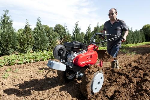 Motoculteur Pubert Suatro Senio 60 HD professionnel labour binage fraise buttage potager charrue